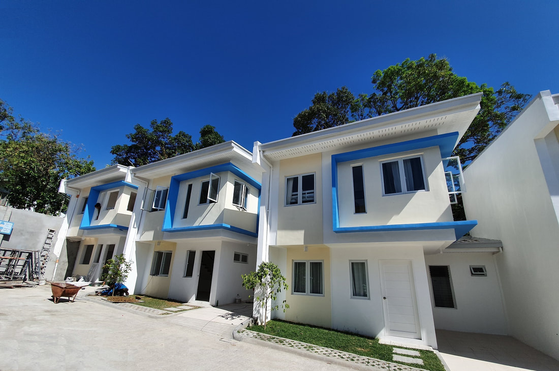 BluHomes Maya are eco friendly homes in Amparo Caloocan
