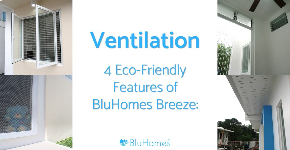 BluHomes Breeze are eco-friendly homes in Amparo Caloocan